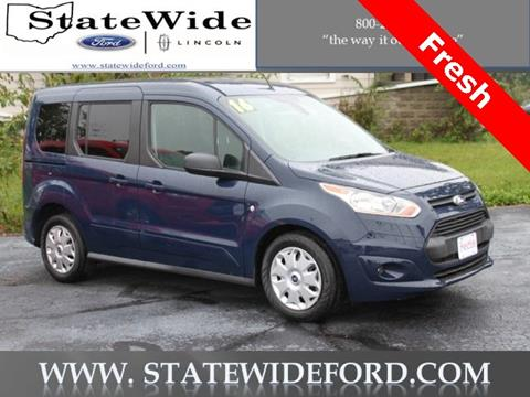 2016 Ford Transit Connect Wagon for sale in Van Wert, OH