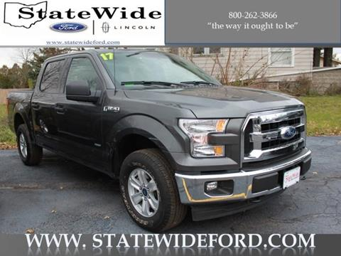 2017 Ford F-150 for sale in Van Wert, OH