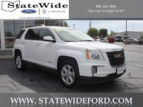 2017 GMC Terrain for sale in Van Wert, OH