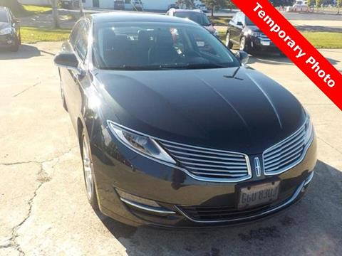 2014 Lincoln MKZ for sale in Van Wert, OH