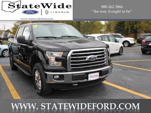 2015 Ford F-150 for sale in Van Wert, OH