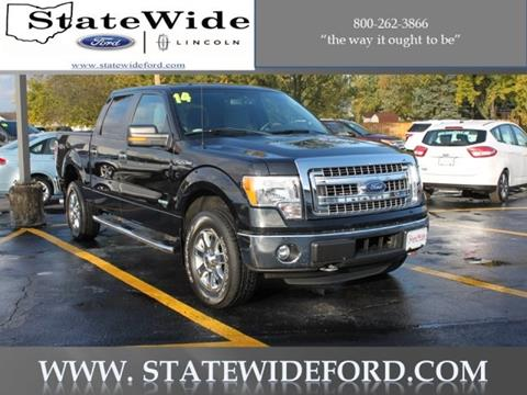 2014 Ford F-150 for sale in Van Wert, OH