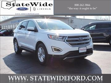 2015 Ford Edge for sale in Van Wert, OH