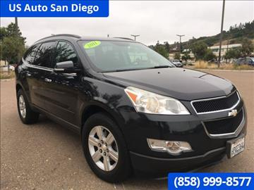 2011 Chevrolet Traverse for sale in San Diego, CA