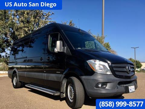 2015 Mercedes-Benz Sprinter for sale in San Diego, CA