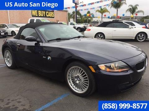 2006 BMW Z4 for sale in San Diego, CA