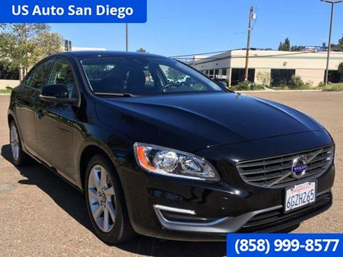 2014 Volvo S60 for sale in San Diego, CA