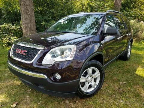2009 GMC Acadia for sale in Waterford, MI