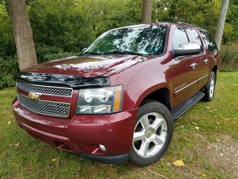2008 Chevrolet Suburban for sale in Waterford, MI