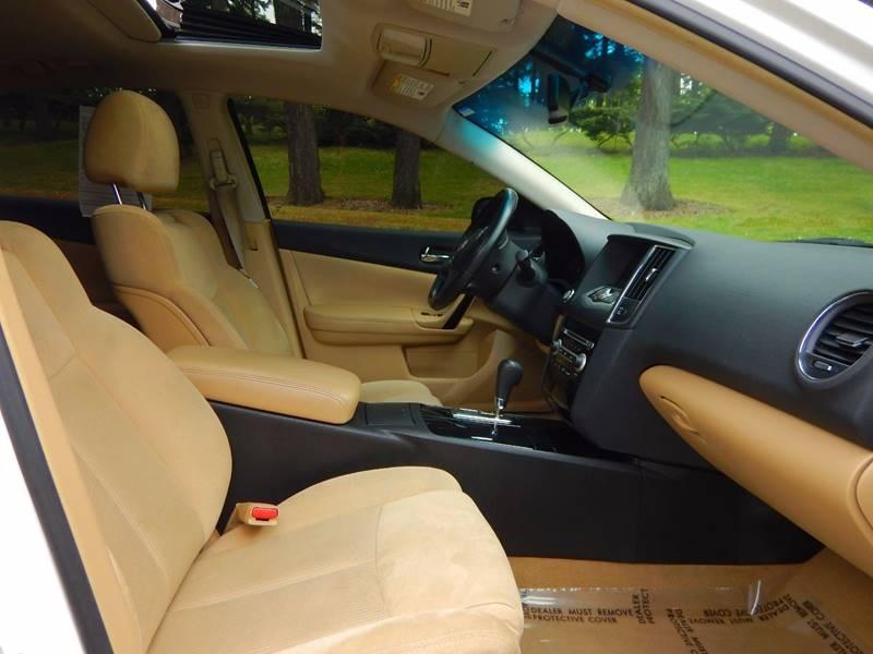 2011 Nissan Maxima for sale at MC EURO in Tacoma WA