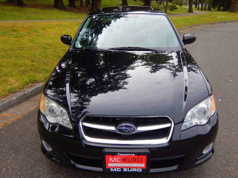 2009 Subaru Legacy for sale at MC EURO in Tacoma WA