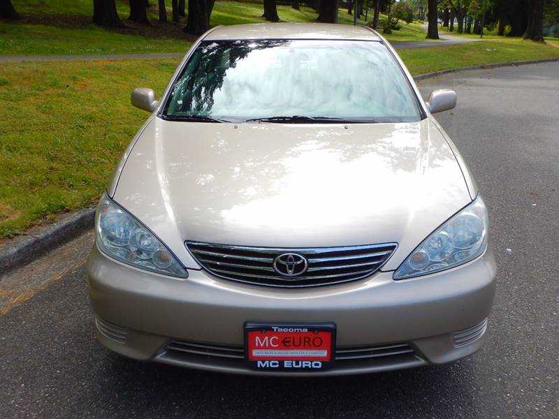 2006 Toyota Camry for sale at MC EURO in Tacoma WA