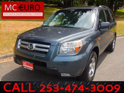 2006 Honda Pilot for sale at MC EURO in Tacoma WA
