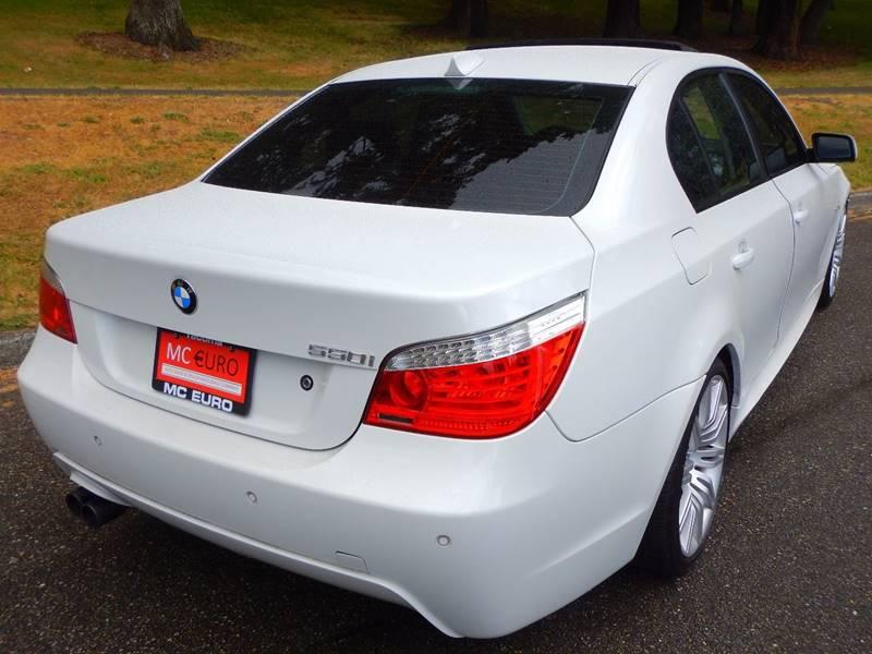 2008 BMW 5 Series for sale at MC EURO in Tacoma WA