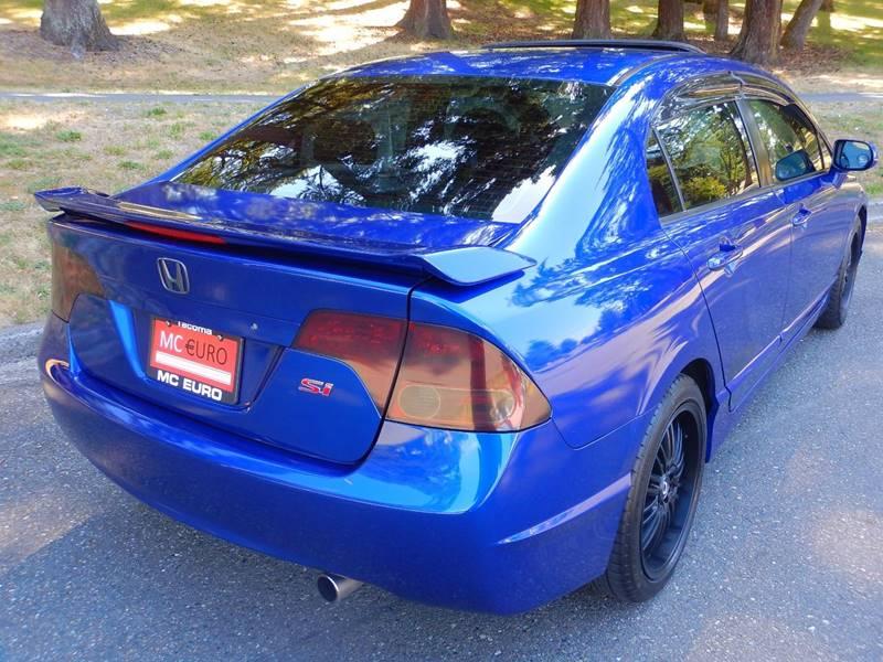 2007 Honda Civic for sale at MC EURO in Tacoma WA