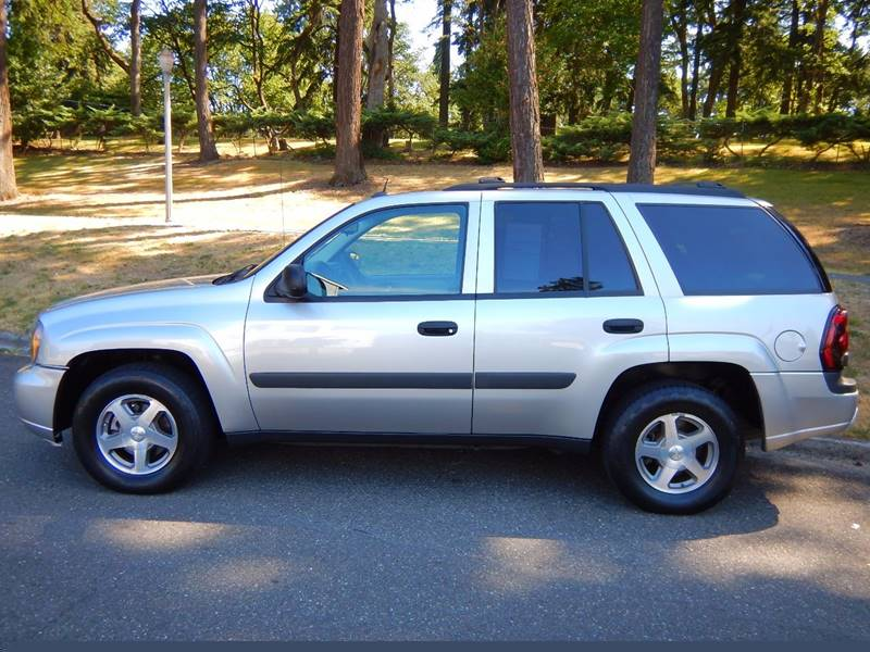 2005 Chevrolet TrailBlazer for sale at MC EURO in Tacoma WA