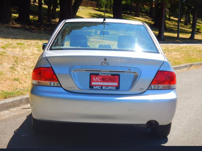 2006 Mitsubishi Lancer for sale at MC EURO in Tacoma WA