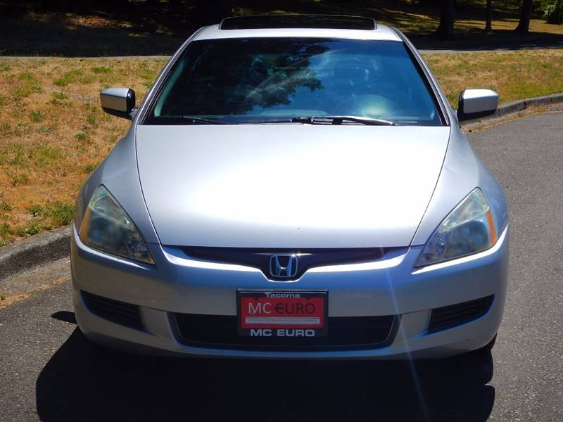 2003 Honda Accord for sale at MC EURO in Tacoma WA