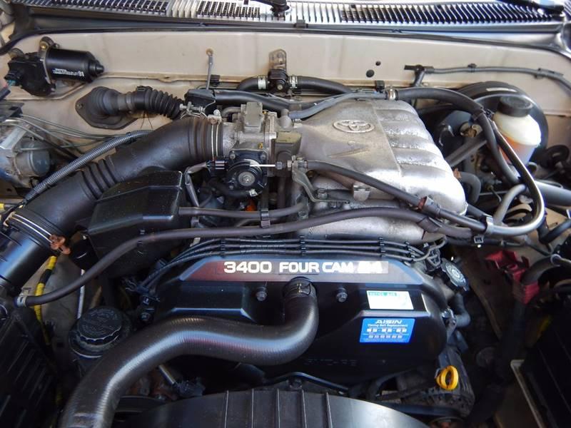 2003 Toyota Tacoma for sale at MC EURO in Tacoma WA