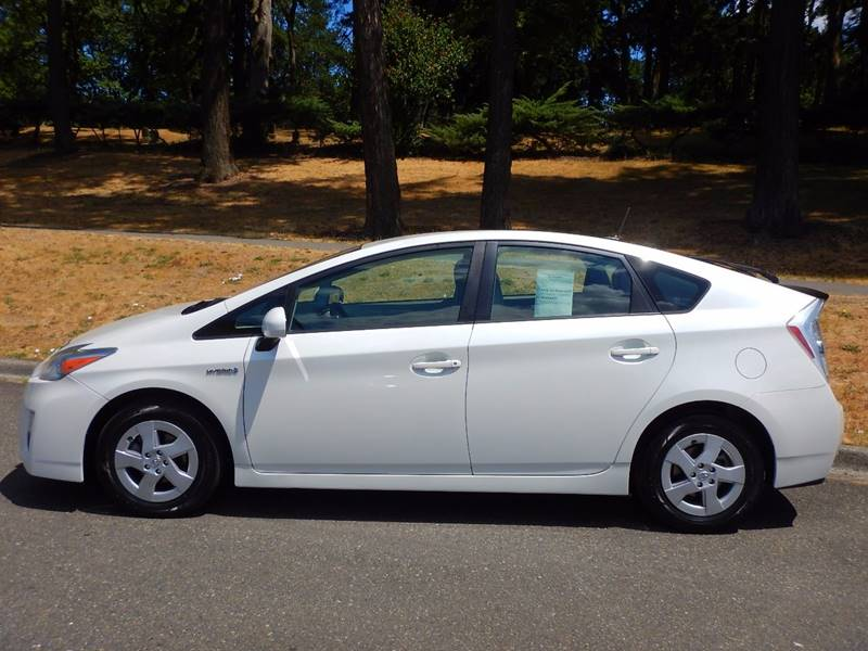 2010 Toyota Prius for sale at MC EURO in Tacoma WA