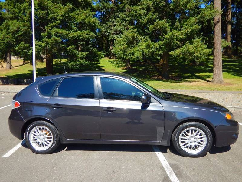 2009 Subaru Impreza for sale at MC EURO in Tacoma WA