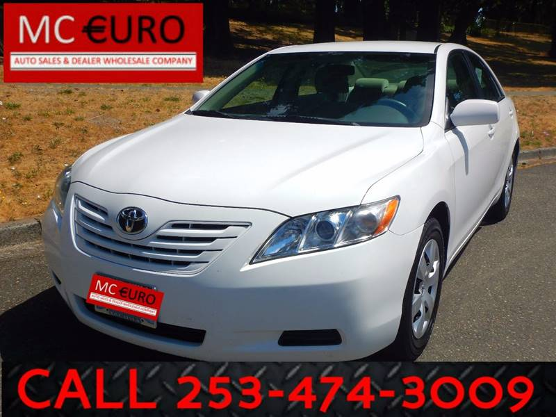 2008 Toyota Camry for sale at MC EURO in Tacoma WA