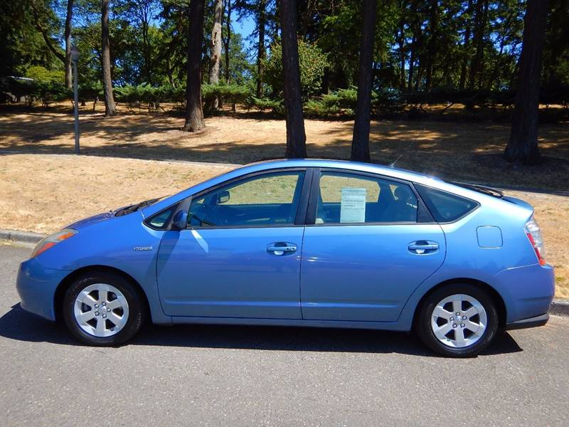 2007 Toyota Prius for sale at MC EURO in Tacoma WA