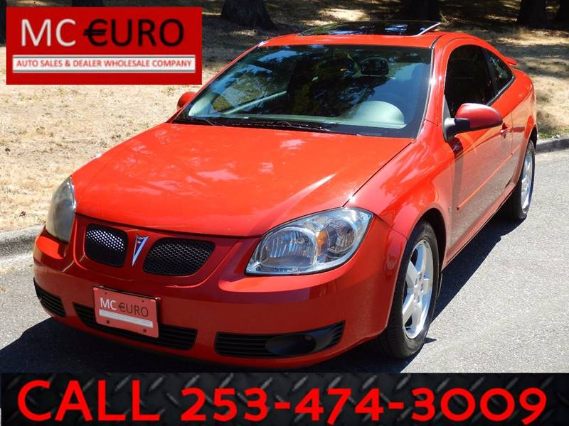 2009 Pontiac G5 for sale at MC EURO in Tacoma WA