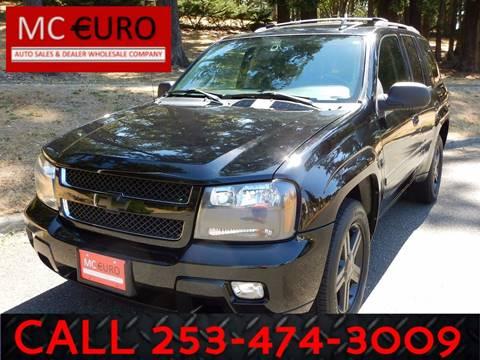 2008 Chevrolet TrailBlazer for sale at MC EURO in Tacoma WA