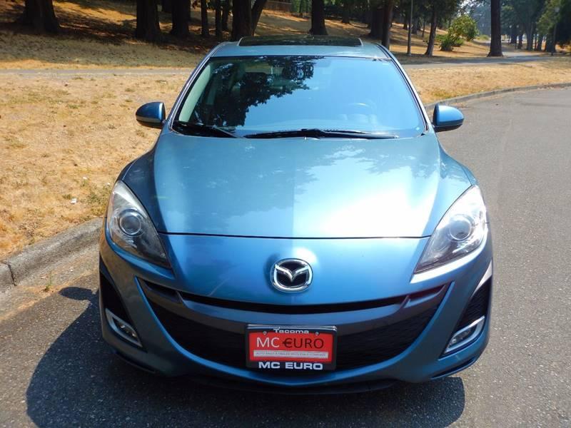 2011 Mazda MAZDA3 for sale at MC EURO in Tacoma WA
