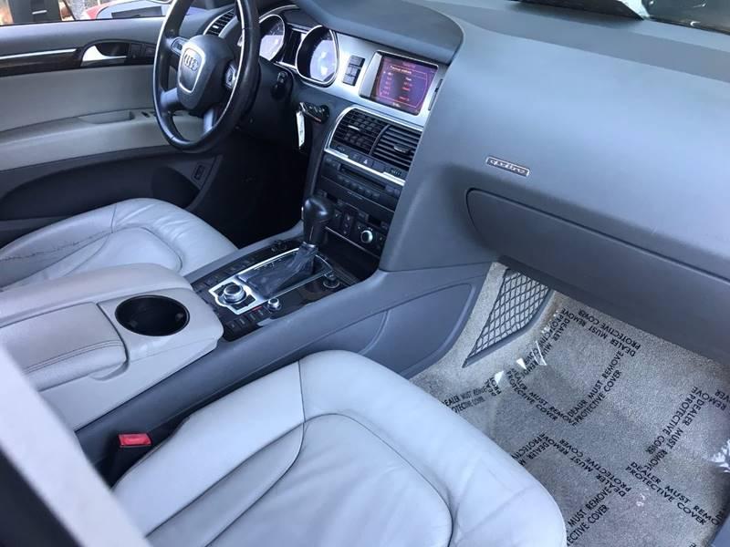 2007 Audi Q7 for sale at MC EURO in Tacoma WA