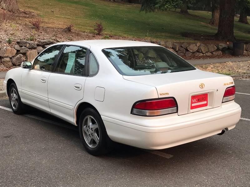 1997 Toyota Avalon for sale at MC EURO in Tacoma WA