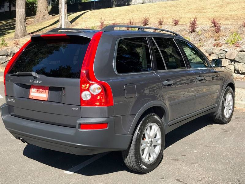 2006 Volvo XC90 for sale at MC EURO in Tacoma WA