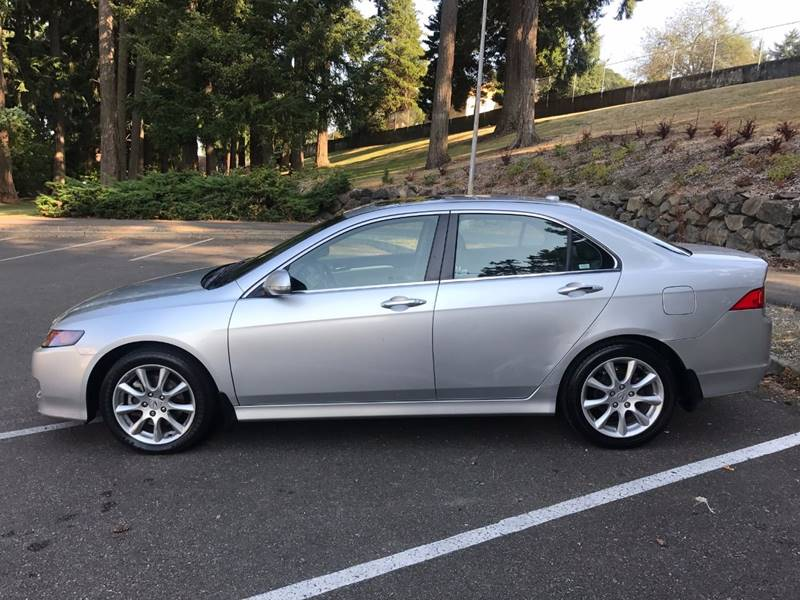 2006 Acura TSX for sale at MC EURO in Tacoma WA