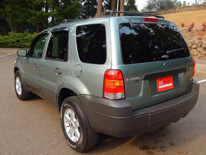 2007 Ford Escape for sale at MC EURO in Tacoma WA