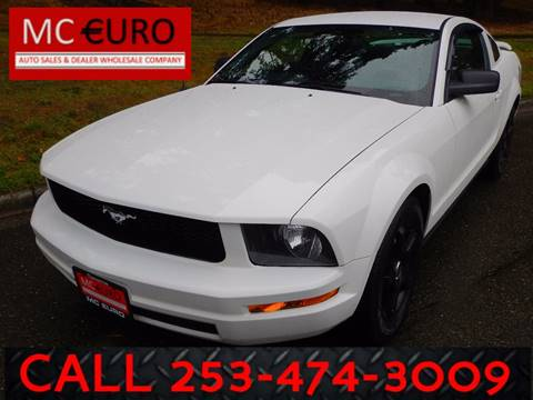 2006 Ford Mustang for sale in Tacoma, WA
