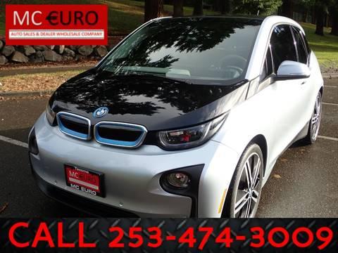 Mc Euro Car Dealer In Tacoma Wa