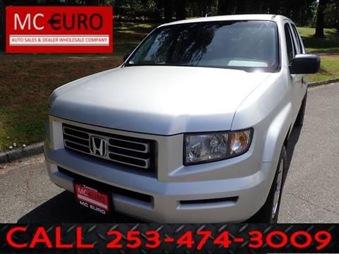 2006 Honda Ridgeline for sale in Tacoma, WA