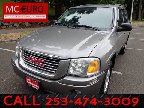 2008 GMC Envoy for sale in Tacoma, WA
