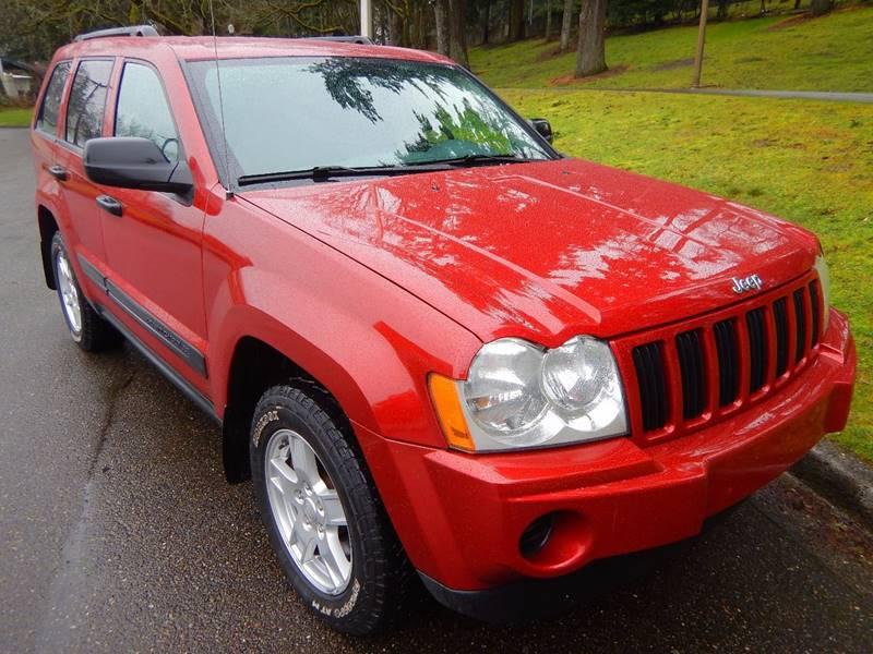 2006 Jeep Grand Cherokee for sale at MC EURO in Tacoma WA