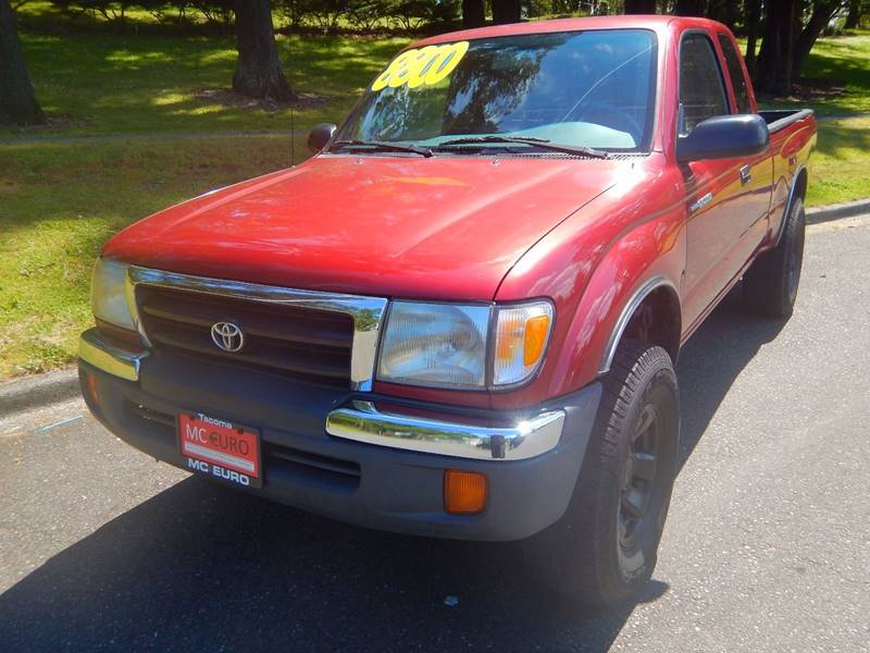 2000 Toyota Tacoma for sale at MC EURO in Tacoma WA