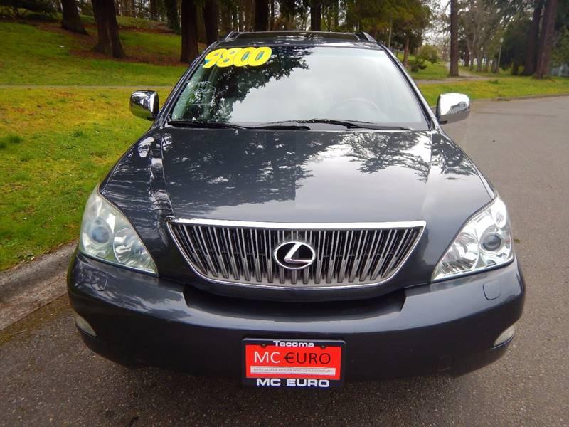2004 Lexus RX 330 for sale at MC EURO in Tacoma WA