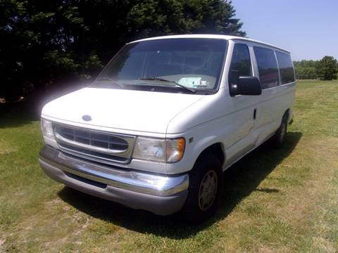 2000 Ford E-150 for sale at European Coach Werkes, Inc in Frankford DE