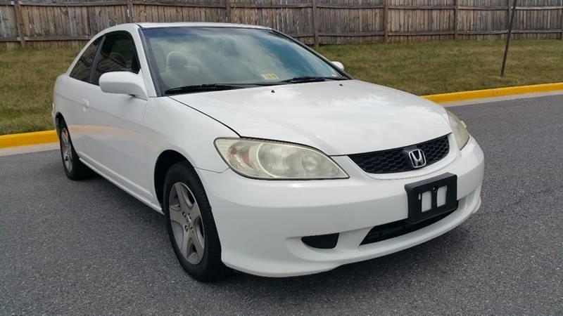 2004 Honda Civic EX 2dr Coupe - Winchester VA