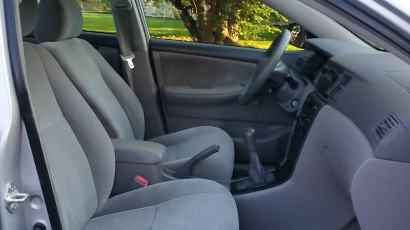 2006 Toyota Corolla CE 4dr Sedan w/Manual - Winchester VA