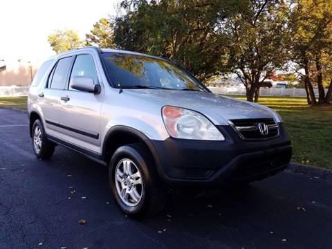 2002 Honda CR-V for sale in Winchester, VA