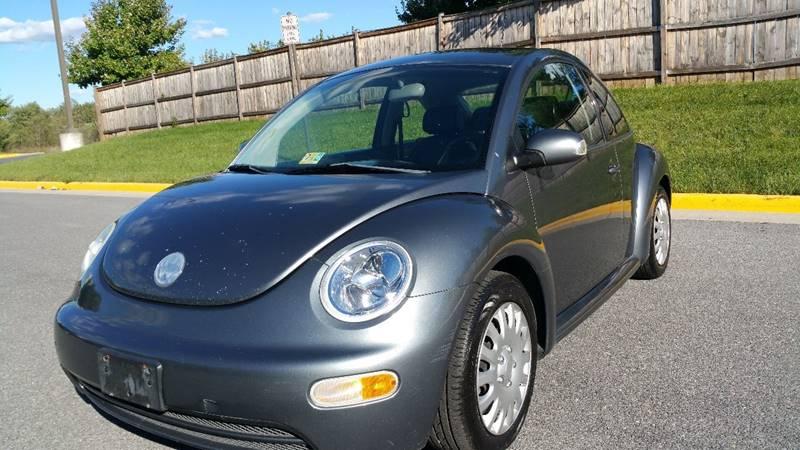 2005 Volkswagen New Beetle Gl In Winchester Va Dudleys Of Winchester