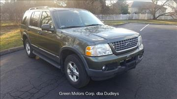 2003 Ford Explorer for sale in Winchester, VA