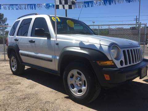 2007 Jeep Liberty for sale in Tucson, AZ