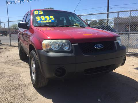 2005 Ford Escape for sale in Tucson, AZ